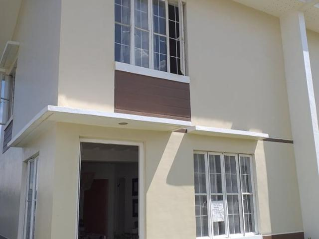 The Affordable Townhouse In Pearl Residences In Tanza