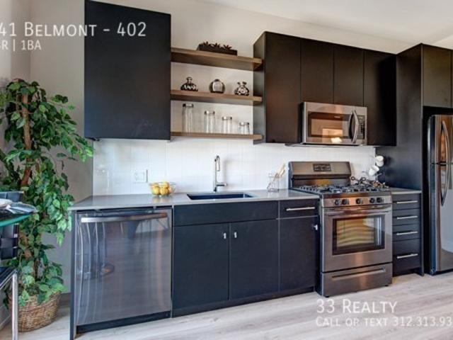 The Bel, Updated Luxury 1bed/1bth In Lakeview, Avail 9/1