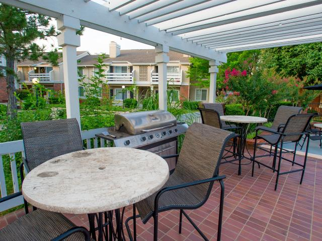 The Courtyards 2 Bedroom Apartment For Rent At 6748 E 91st St, Tulsa, Ok 74133