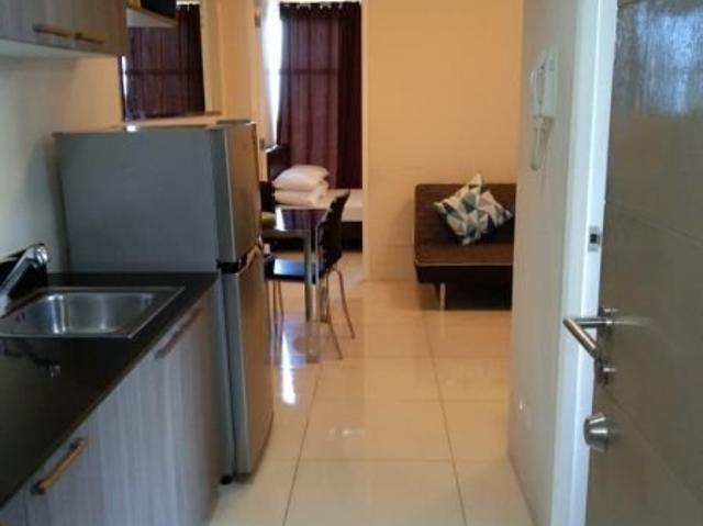 The Currency Condominium Fully Furnished 1 Bedroom Unit For Lease !