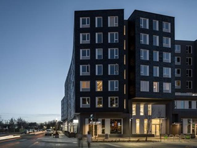 The Fowler Apartments 2br X 1ba