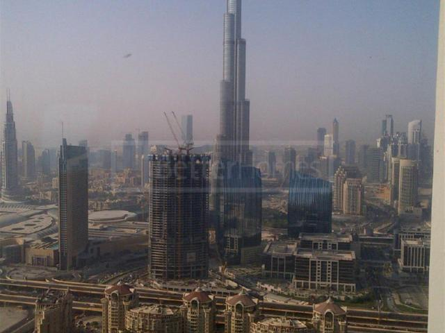 The Index Fully Furnished | Balcony | Burj Khalifa View Aed 150,000