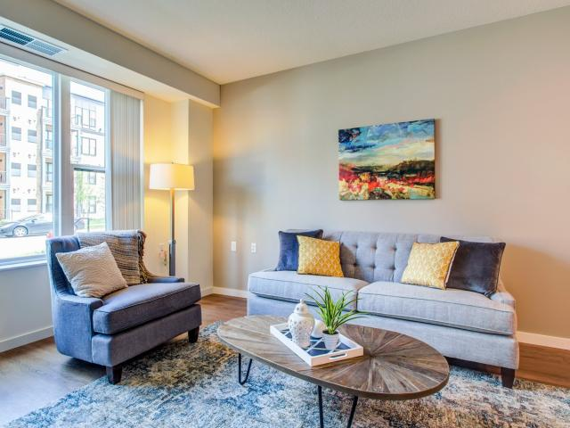 The Legends At Berry 62+ Apartments 1 Bedroom Apartment For Rent At 777 Berry St, St. Paul...