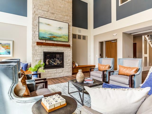 The Legends At Berry 62+ Apartments 2 Bedroom Apartment For Rent At 777 Berry St, St. Paul...