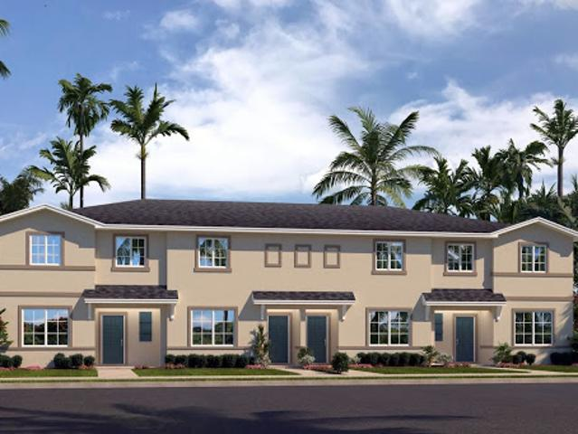 The Marbella Townhome By Ryan Homes: Plan To Be Built
