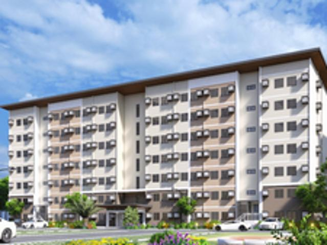 The Meridian Coho | 2br Condo For Sale In Bacoor, Cavite