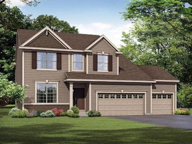 The Montego By Payne Family Homes Llc: Plan To Be Built