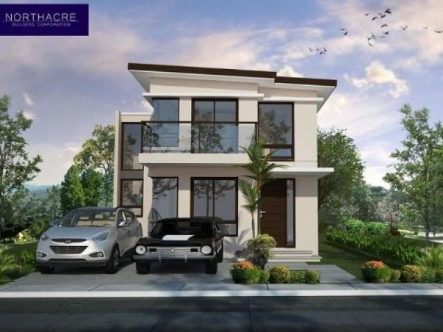 The New Houses In Athena Classique Near Daang Hari