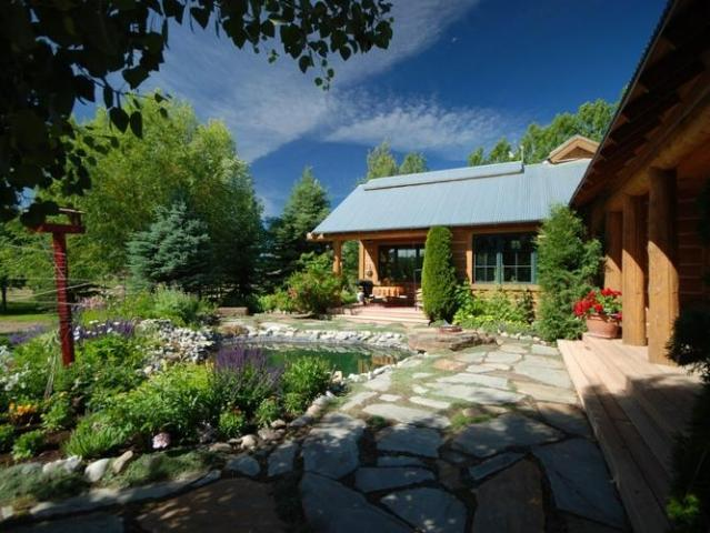 The Perfect Log Home