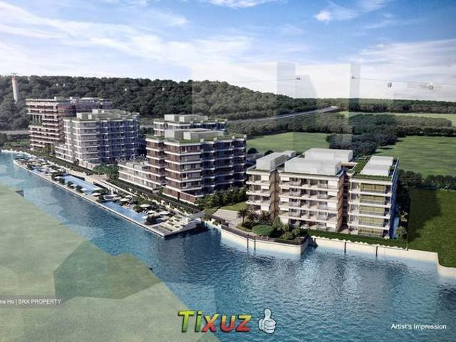 The Reef At King S Dock D4 Condominium For Sale