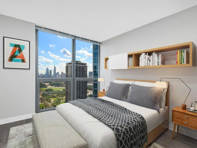 The Shoreham At Lakeshore East 2 Bedroom Apartment For Rent At 400 E South Water St, Chica...