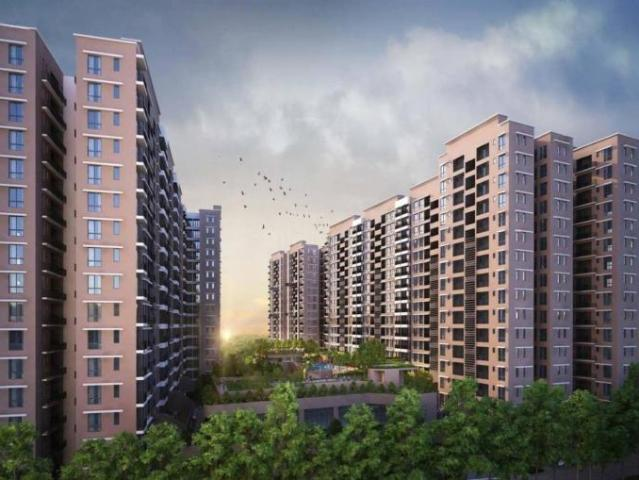 The Soul,new Town 2 Bhk Apartment For Sale Kolkata