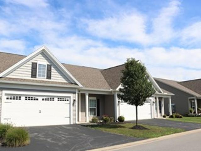 The Townhomes At Pleasant Meadows 3 Bedroom Townhouse