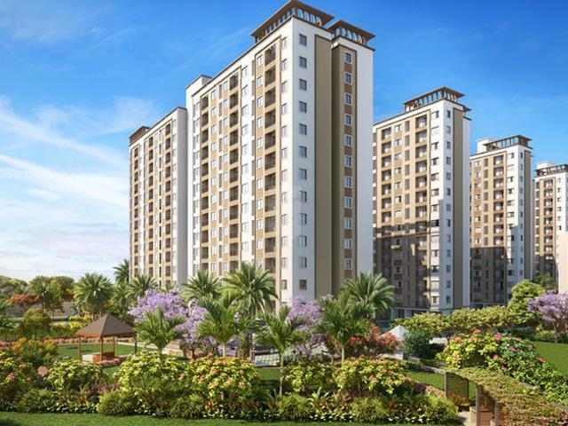 Thirumazhisai 2bhk Apartment Urbanrise Codename New Porur