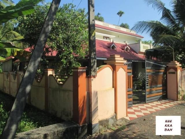 Thiruvalla, 4 Bhk House For Sale, 95 Lakhs