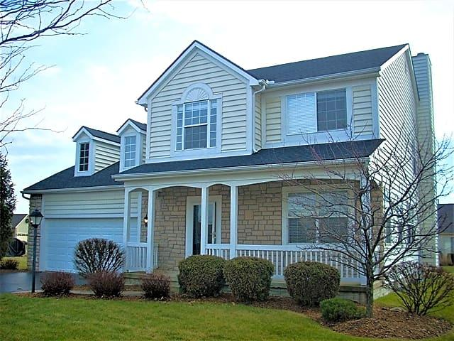 This 3 Bedroom, 2.5 Bath Home Has 2,420 Square Fe