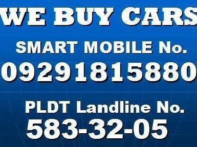 This is cash for any cars for sale spot cash payment