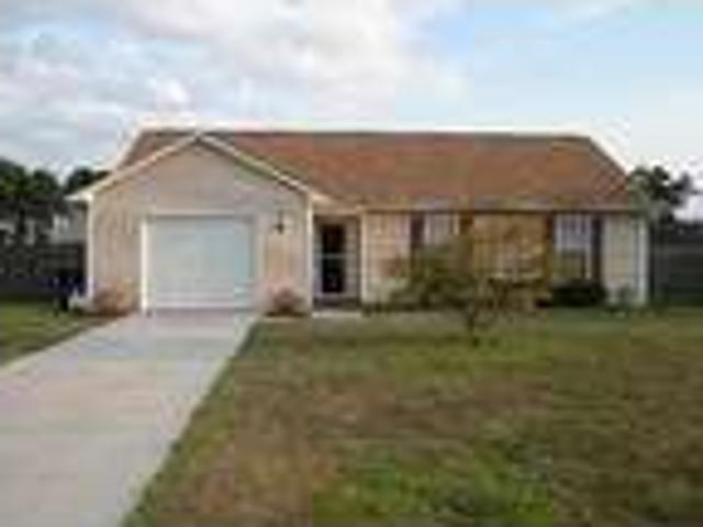 Three Br/two Ba House In Swansboro