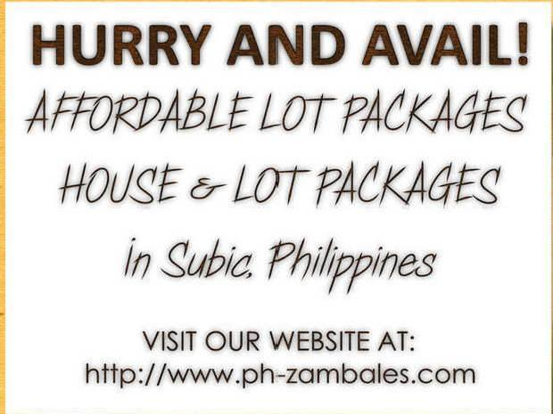 Titled Lots In Subic, Zambales