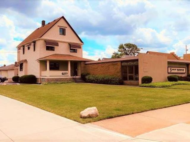 Today Absolute Auction Commercial Property Homeoffice Bldg 5277 State Rd. Parma Ohio
