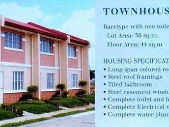 Town Homes For Sale In Sta Rosa City