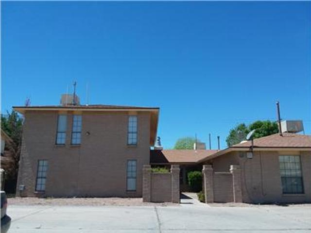 Townhouse 9 Miles To Ft.bliss/across From Shops