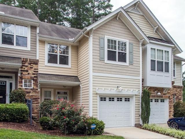Townhouse, Attached, Traditional Raleigh, Nc