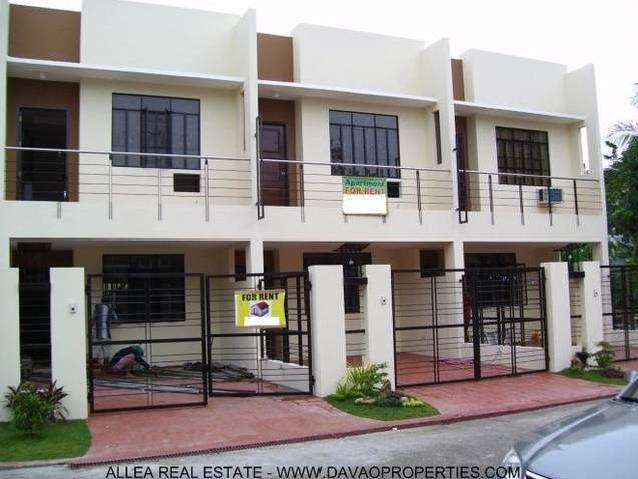 For rent townhouse davao city philippines mitula homes for Townhouse design in the philippines