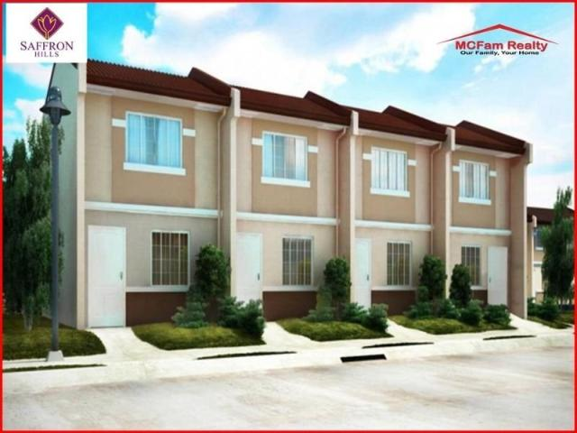 Townhouse For Sale In Bocaue Bulacan