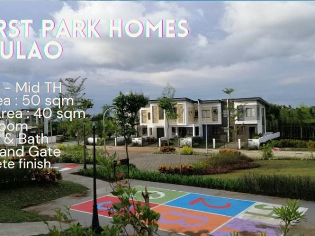 Townhouse For Sale Near Tagaytay Pre Selling