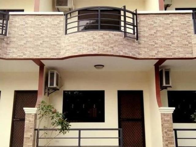 Townhouse For Sale With 3 Bedrooms In San Fernando Pampanga