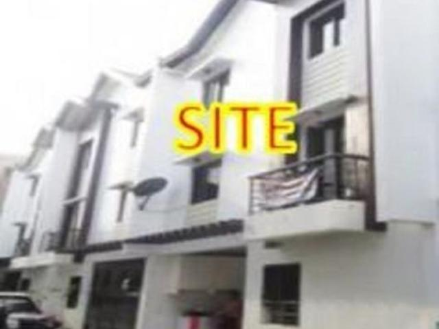 Townhouse In Malabon City