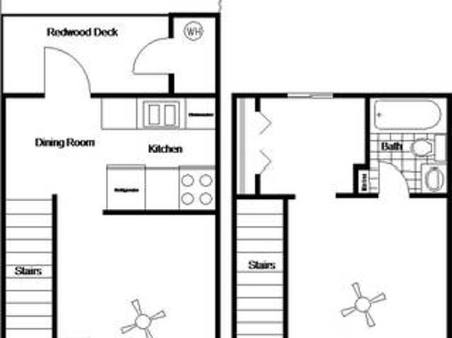 Townhouse Loft Wyard Available Now Ne Heights