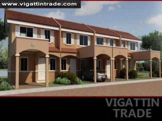 Townhouse & Lot For Sale: 3br@thecourtyards Of Pasadena Guadalupe