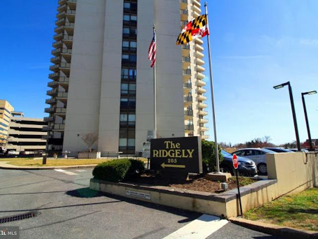 Towson, Sixteenth Floor Two Br Two Ba Condo With Spectacular