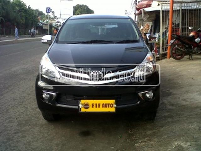 Toyota all new avanza 1 3 g at all new avanza 1 3 g at