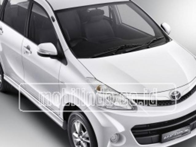 Toyota all new avanza veloz 1 5 at veloz