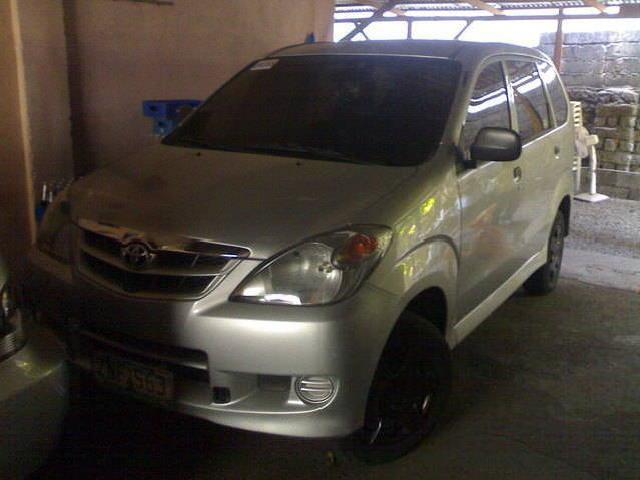 Toyota avanza 08 mdl for sale