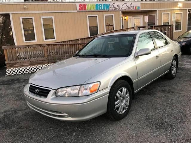 Toyota Camry LE In Maryland   Used Toyota Camry Le Beige Maryland   Mitula  Cars
