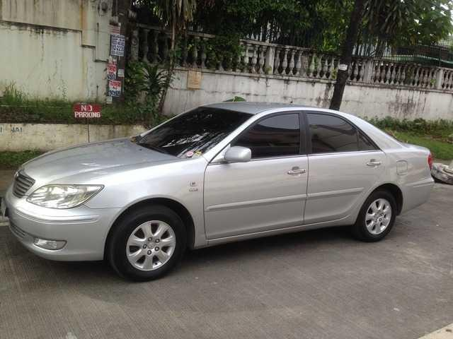 top line toyota camry v used cars in manila mitula cars. Black Bedroom Furniture Sets. Home Design Ideas