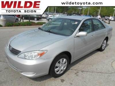 Blue Book Value 2003 Toyota Camry Le