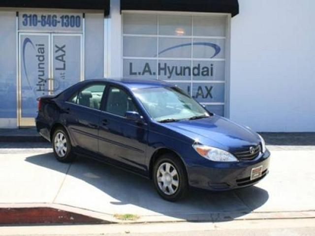 Superior Toyota Camry LE In Los Angeles   Used Toyota Camry Le 2004 Los Angeles    Mitula Cars