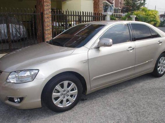 2007 camry owner manual