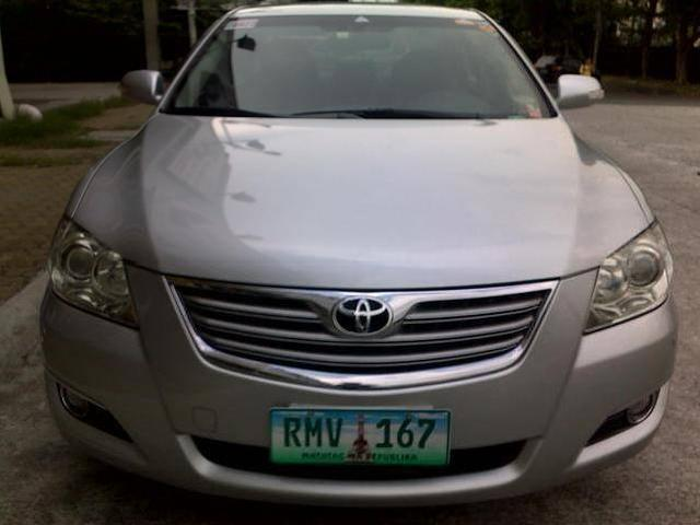 camry 3 5q metropolitan area used cars in manila mitula cars. Black Bedroom Furniture Sets. Home Design Ideas