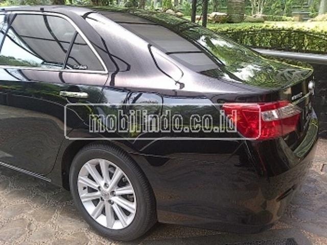 Toyota camry 2 4 v at lux new model 2012