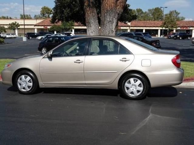 Toyota Camry In California   Used Toyota Camry Gold 2004 California    Mitula Cars