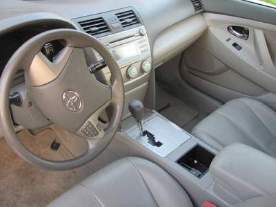 Toyota Camry In Tulsa Used Leather Interior Mitula Cars