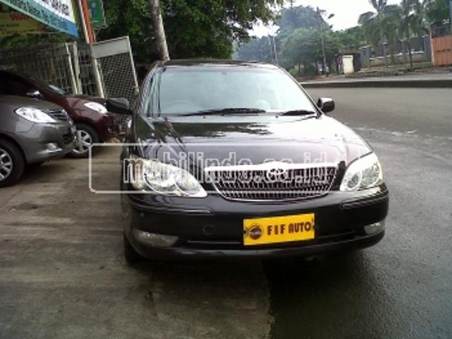 Toyota camry new camry 2 4 g manual