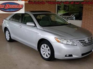 Toyota Camry XLE In Silver