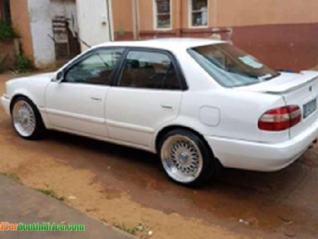 Used Toyota Corolla For Sale >> Currently 9 Toyota Corolla For Sale In Mafikeng Mitula Cars